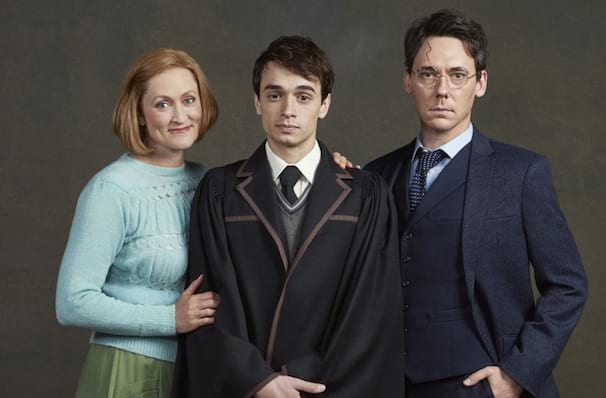 Harry Potter and the Cursed Child, Curran Theatre, San Francisco