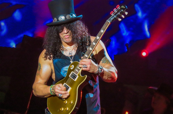 Slash, The Warfield, San Francisco