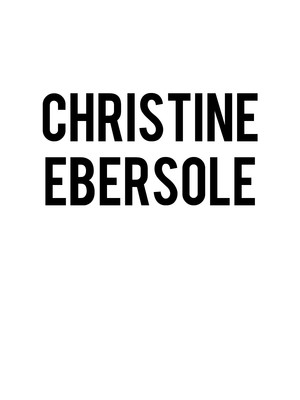 Christine Ebersole Poster