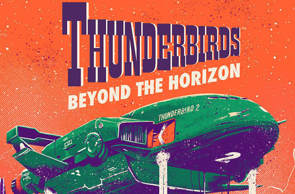 Thunderbirds Beyond the Horizon, The Buzz, London
