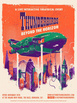 Thunderbirds - Beyond the Horizon Poster