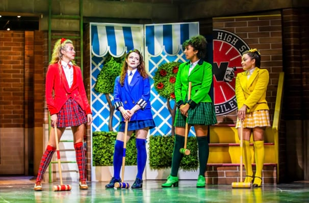 Heathers The Musical, Theatre Royal Haymarket, London