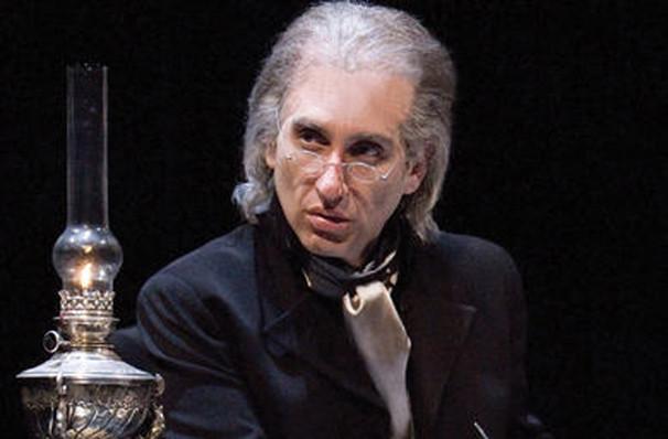 Hershey Felder as Beethoven, Bram Goldsmith Theatre, Los Angeles