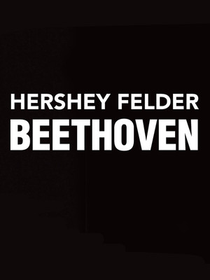 Hershey Felder as Beethoven Poster
