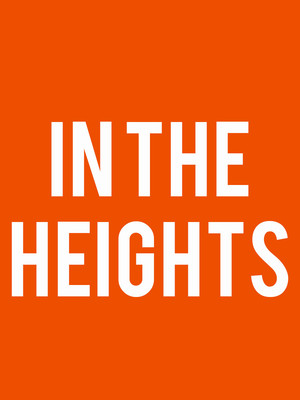 In The Heights at Mysterium Theatre