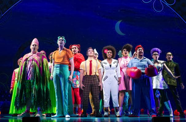 From HQ: Meet The Cast of Spongebob Squarepants The Musical