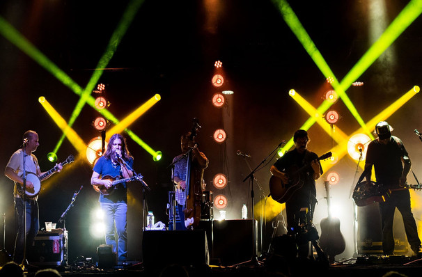 Greensky Bluegrass, Charleston Music Hall, North Charleston