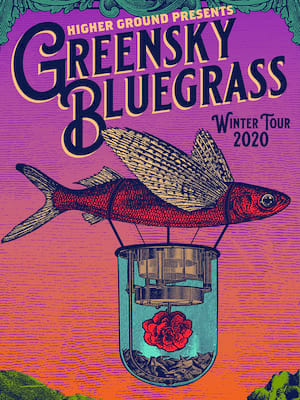 Greensky Bluegrass Poster