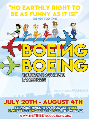 Boeing Boeing! Poster