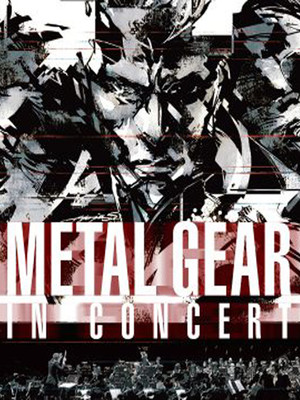 Metal Gear In Concert Poster