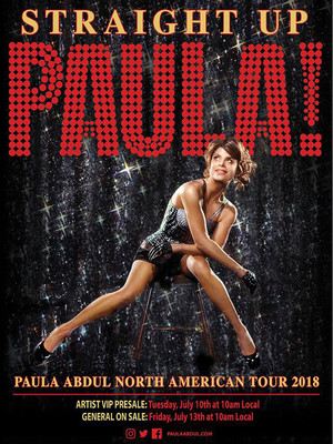 Paula Abdul at Twin River Events Center