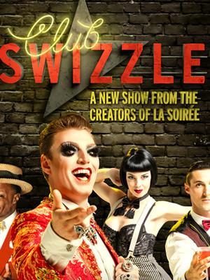 Club Swizzle Poster