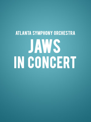 Atlanta Symphony Orchestra - Jaws In Concert at Atlanta Symphony Hall