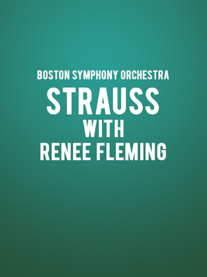 Boston Symphony Orchestra - Strauss Poster