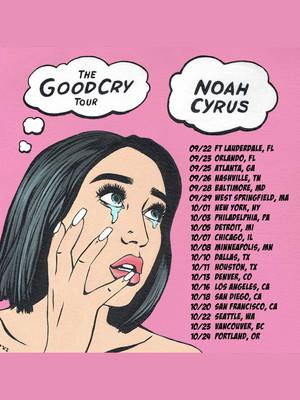 Noah Cyrus Poster