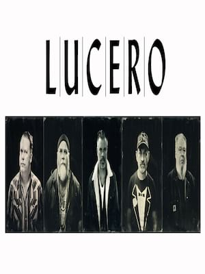 Lucero at Mission Ballroom