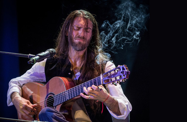 Estas Tonne, Boulder Theater, Denver