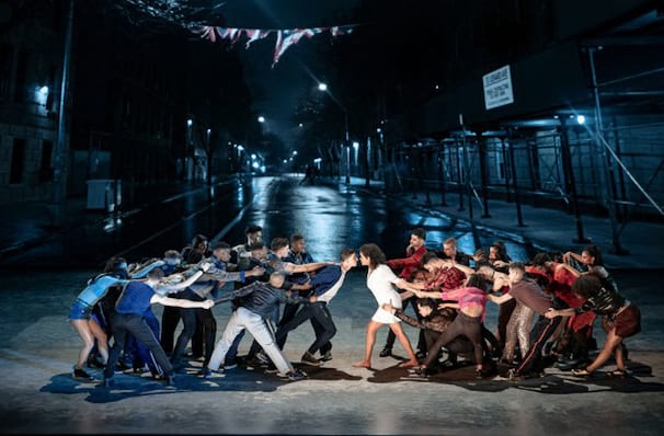 West Side Story, Broadway Theater, New York