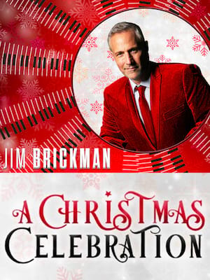 Jim Brickman at Mcglohon Theatre at Spirit Square