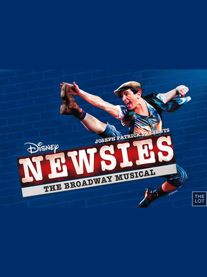 Newsies - The Musical at Randolph Theatre