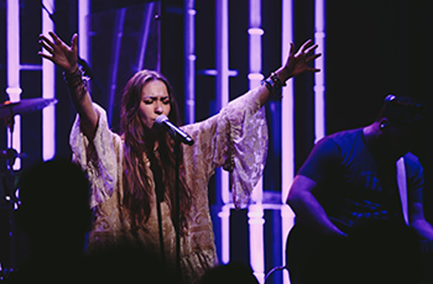 Lauren Daigle, Scope, Norfolk