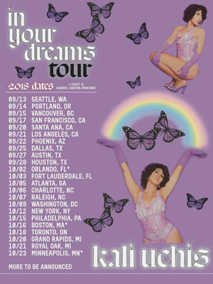 Kali Uchis at The Bomb Factory