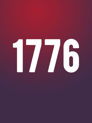 1776 - The Musical Poster