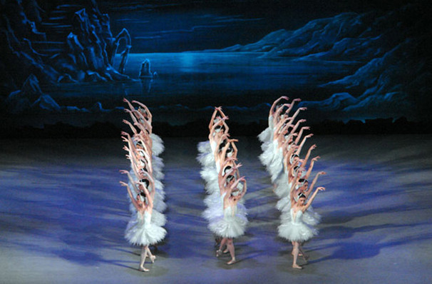 National Ballet Theatre of Odessa Swan Lake, Harrison Opera House, Norfolk