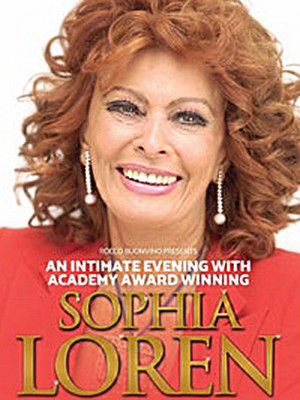 An Evening with Sophia Loren Poster