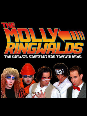 The Molly Ringwalds Poster