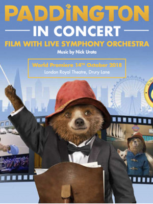 Paddington in Concert Poster