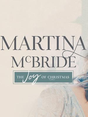 Martina McBride, Schermerhorn Symphony Center, Nashville