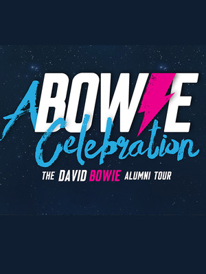 A Bowie Celebration - The David Bowie Alumni Tour at Bergen Performing Arts Center