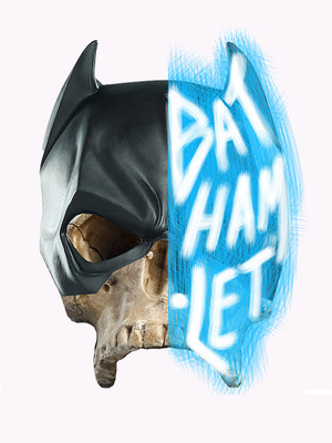 Bat Hamlet at Out of Box Theater