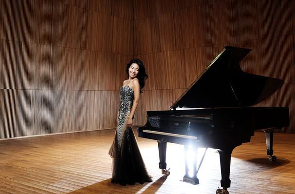 Joyce Yang, Gates Concert Hall, Denver