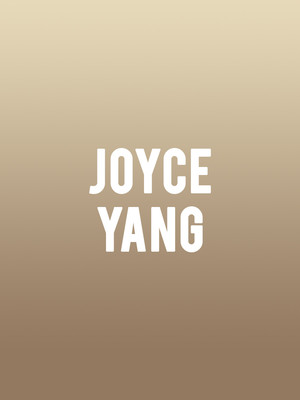 Joyce Yang at Gates Concert Hall