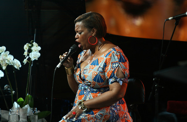 Dianne Reeves, The Lobero, Santa Barbara