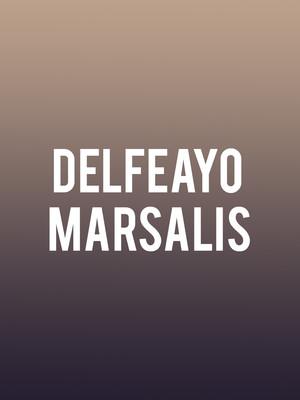 Delfeayo Marsalis Poster