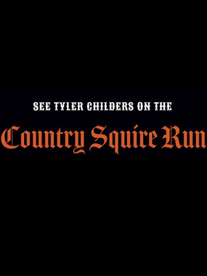 Tyler Childers at Ryman Auditorium