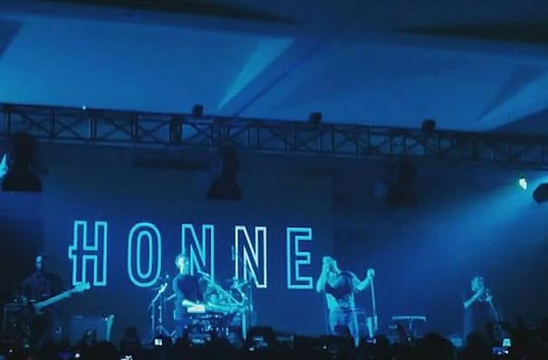 Honne, Terminal West, Atlanta