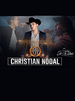Christian Nodal at Plaza Theatre