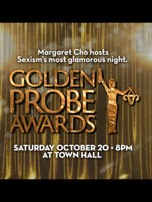 2018 Golden Probes hosted by Margaret Cho Poster