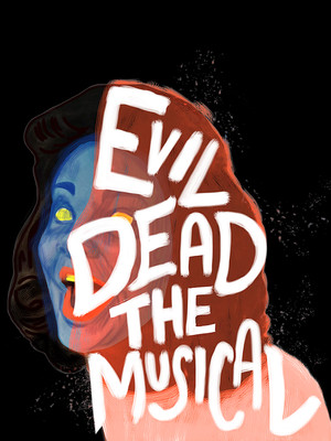 Evil Dead The Musical, Out of Box Theater, Atlanta