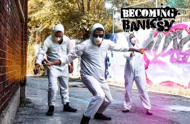 Becoming Banksy, The Redwood, Toronto