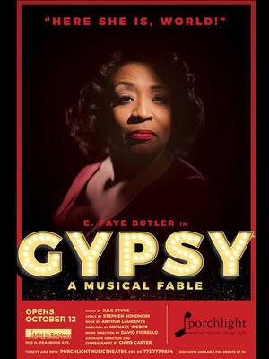 Gypsy - The Musical Poster