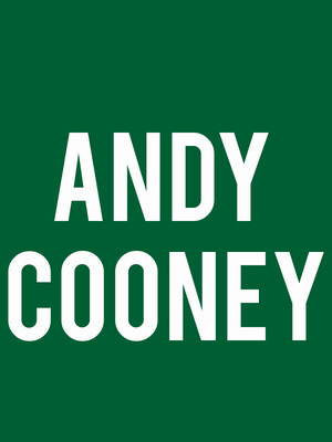 Andy Cooney at Isaac Stern Auditorium