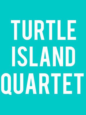 Turtle Island Quartet Poster