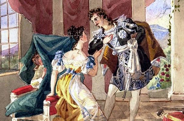 Florida Grand Opera The Marriage of Figaro, Ziff Opera House, Miami