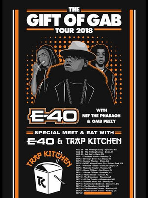 E-40 at Knitting Factory Spokane