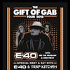E 40, Knitting Factory Concert House, Boise
